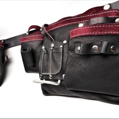 ceinture-porte-outils-5-poches-purple