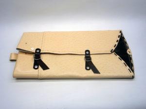carquois porte baguettes en cuir accessoires cuirs de schistes france. Black Bedroom Furniture Sets. Home Design Ideas
