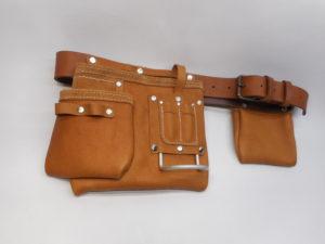 ... Ceinture Pro, ceinture de travail, ceinture porte-outils, ceinture pro  en cuir ... 6b10ecb8648