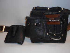 ceinture porte-outils 3 Poches black