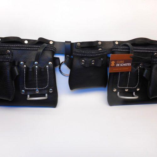 Ceinture porte-outils 5 poches black