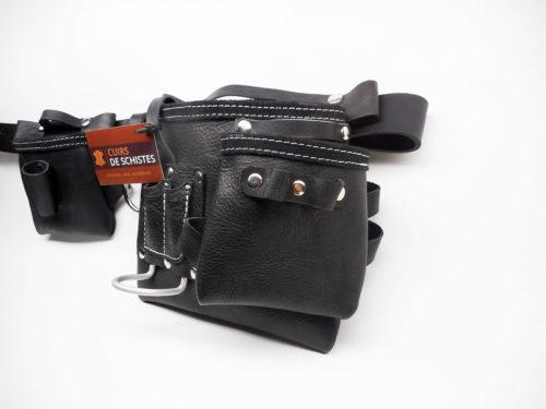 achat porte outils deux poches