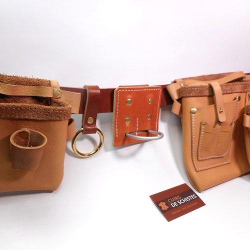 Porte-outils-2-poches-coulissantes-tel-mobile-porte-marteau-coulissant